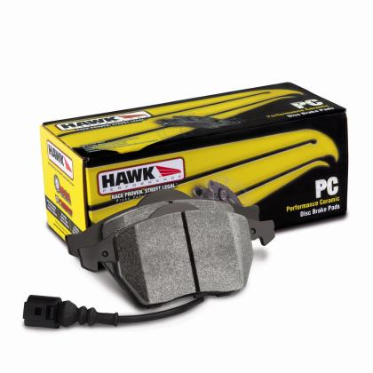 HAWK SRT4 HP STREET FRONT BRAKE PADS