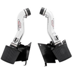 Cold Air Intake Dual Inlets w/ Heat Shield
