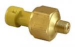 "AEM 100 Psi Brass MAP / Oil / Fluid Pressure Sensor Kit & Connector 1/8"" NPT"