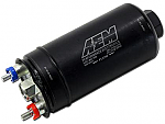 AEM 380LPH High Pressure Fuel Pump -6AN Female Out, -10AN Female In