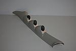 SRT-4 Gauge Pillar Pod